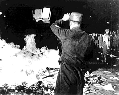 Burning-of-books
