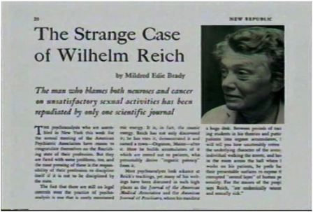 Mildred Eddie Brady's Article