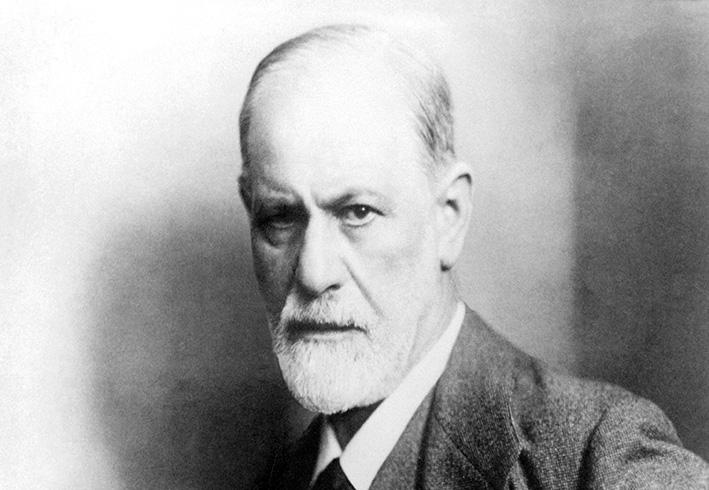 Segmund Freud