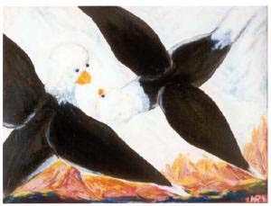Painting-eagle